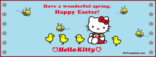 holiday-events-happy-easter-baby-chicks-bees-spring-hello-kitty-flowers-quote-best-top-free-tumblr-facebook-timeline-cover-banner-photo-image-for-fb