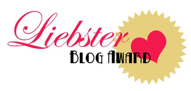 My Liebster Award Nomination