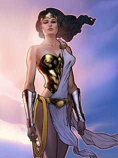 Wonder Goddess