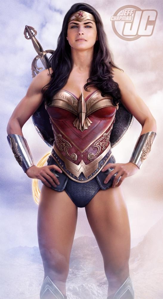Wonder Woman (2/6)