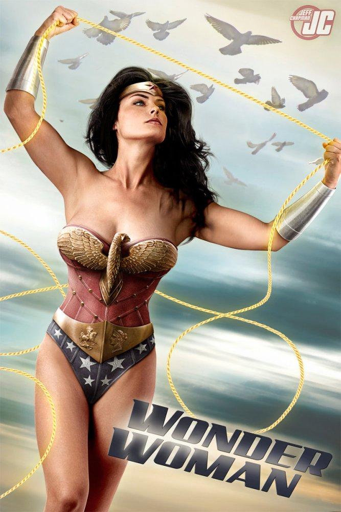 Wonder Woman (3/6)