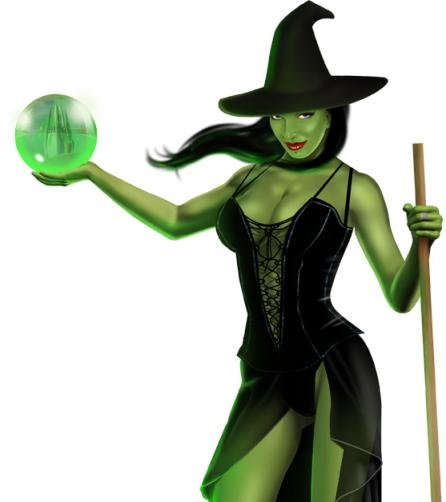 green-witch-evil-look