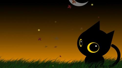 halloween-cat-wallpapers