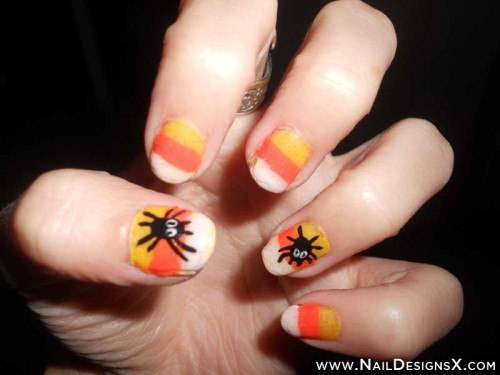 Halloween nail ideas | M'chelsMusings