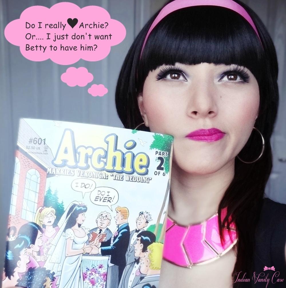 Cosplay Veronica Lodge Archie S Comics M Chelsmusings