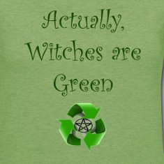 Witches-are-Green-Women-s-Tee-2