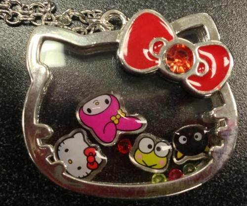 Hello Kitty memory piece