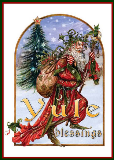 THE TWELVE DAYS OF YULE from the Witches of the Craft (3/3)
