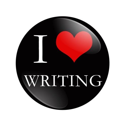bigstock-I-Love-Writing-Button-50655755