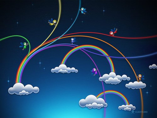 rainbows_1024x768