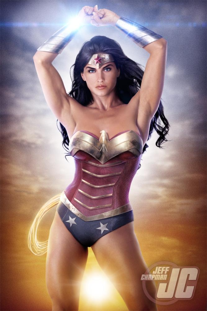 Wonder Woman (1/6)