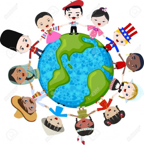 14557856-multicultural-children-on-planet-earth-cultural-diversity-Stock-Vector