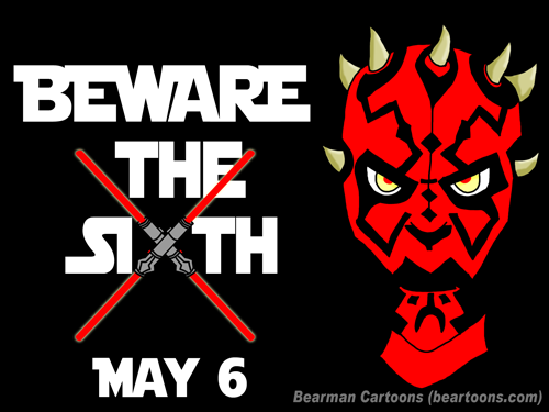 Star-Wars-Beware-the-Sith-of-May-Bearman-Cartoons