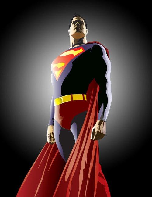 SUPERMAN_ALEX_ROSS_by_noeldj