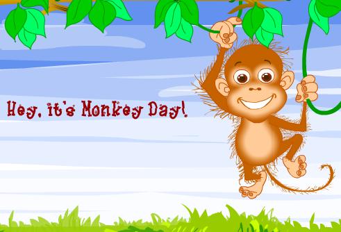 monkeyday