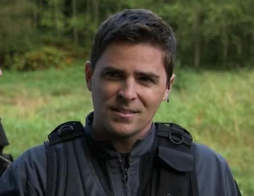 Major Evan Lorne