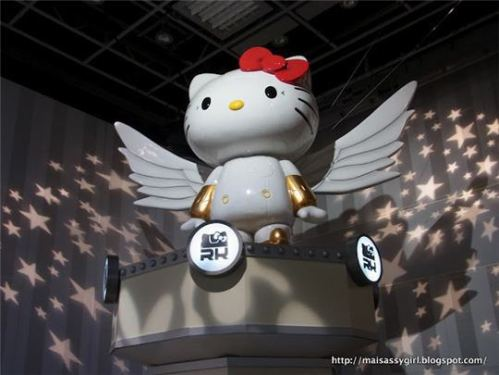 Hello-Kitty-Robot-Exhibition-7