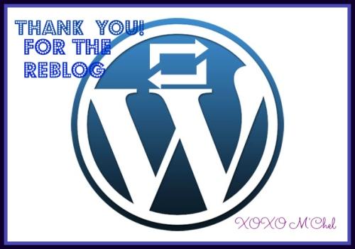 reblog thank you