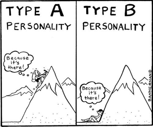 TypeATypeBCartoon
