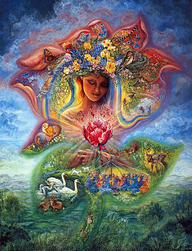 josephine_wall_goddesses_creation of spring_med
