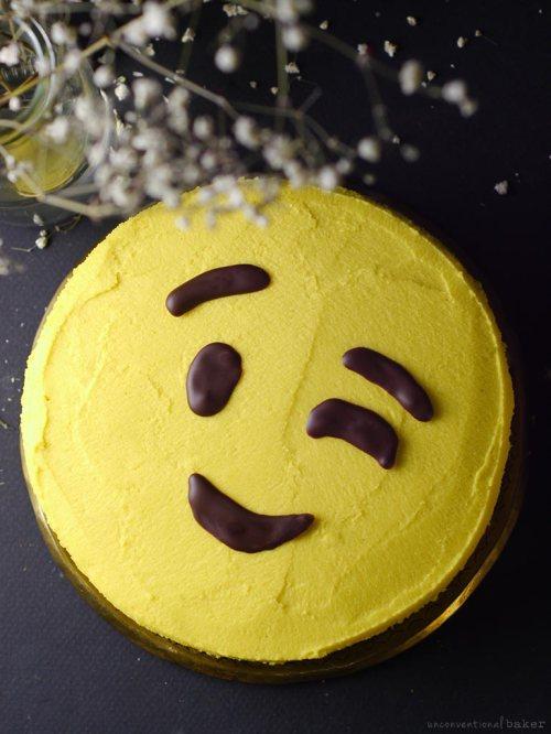 easy-diy-emoji-cake-tutorial-gluten-free-dairy-free-refined-sugar-free-eggless