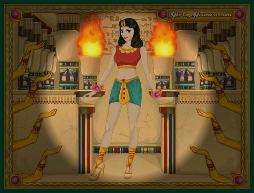 egyptian wonder woman