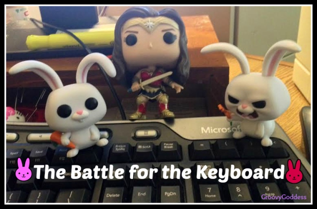 battle for the Keyboard