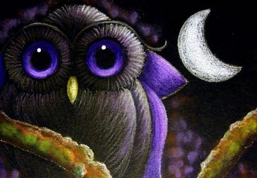 owl-at-halloween-night